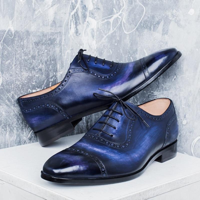 Обувь ручной работы за 14 дней