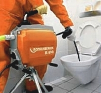 Устранение засоров прочистка канализации