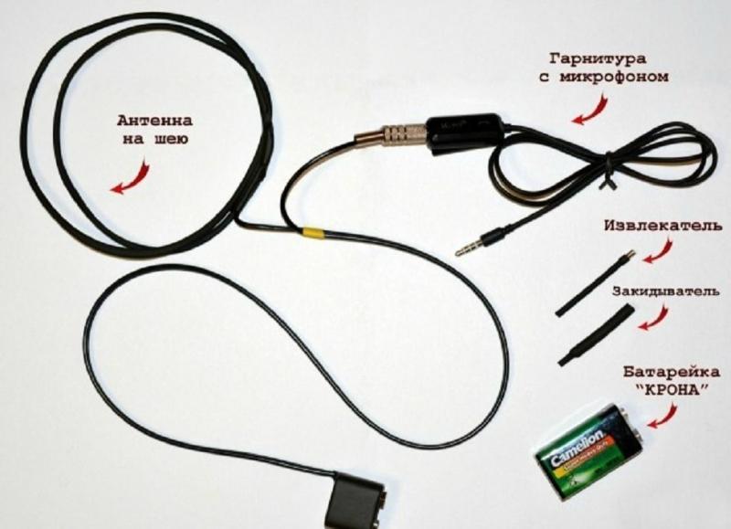 Проверенный и надежный магнитный микронаушник