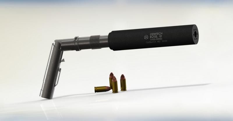 Ручка-пистолет Stinger Pen Gun. Оригинальная продукция. Не муляж. Не макет.