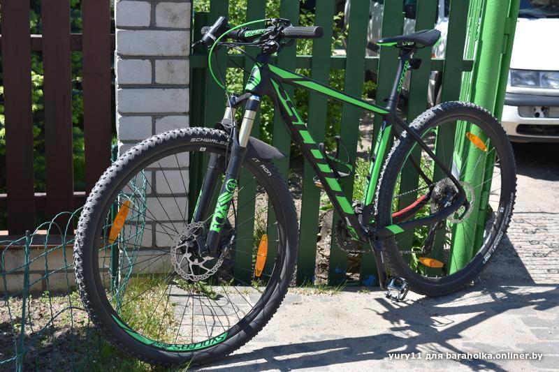 велосипед Scott Scale 950 2016