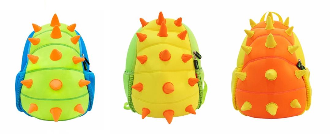 Рюкзак детский Шипастик