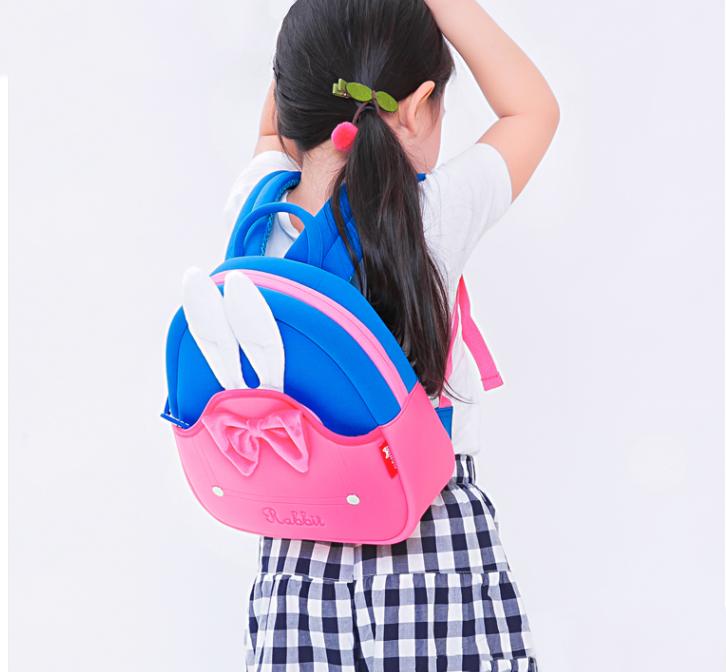 Рюкзак детский Розовый кролик