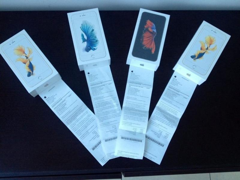Новый оригинал iPhone 6s 32GB