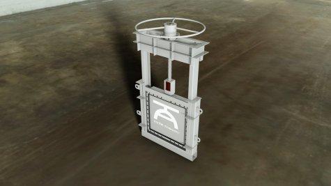 Щитовые затворы. Современные технологии. Выгодные цены
