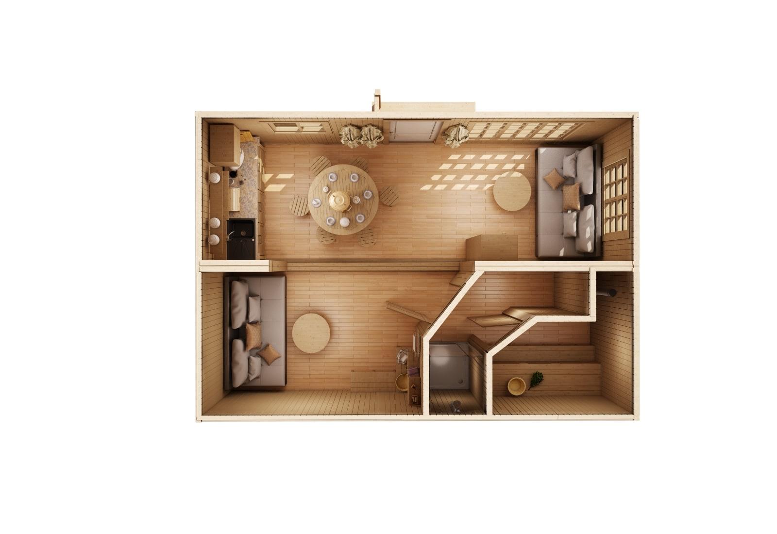 Мобильные модульные сауны и соляные комнаты