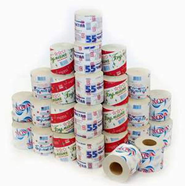 Оборудование для изготовления туалетной бумаги разное