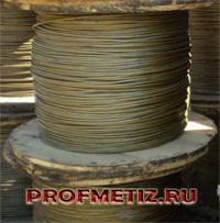 Канат ГОСТ 3062-80 ф 0,65 - 11,5 мм.