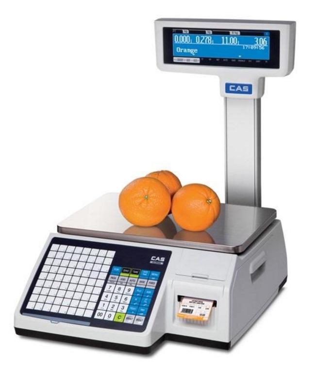 Торговые весы CAS