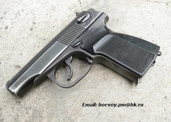 Продаем боевые пистолеты Макарова с ПБС